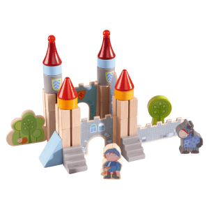 Speelgoedwinkel Daantje haba speelgoed houten blokken ridder kasteel