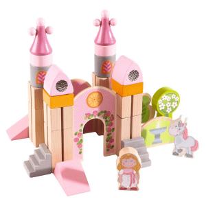 Speelgoedwinkel Daantje haba speelgoed houten blokken sprookjeskasteel