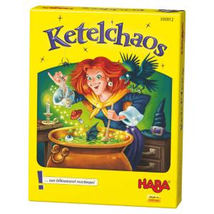 Speelgoedwinkel Daantje haba speelgoed kaartspel ketelchaos