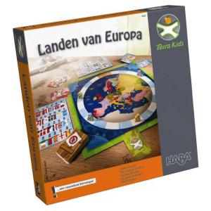 Speelgoedwinkel Daantje haba speelgoed landen van europa