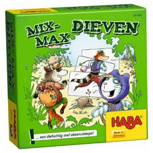 Speelgoedwinkel Daantje haba speelgoed mix max dieven