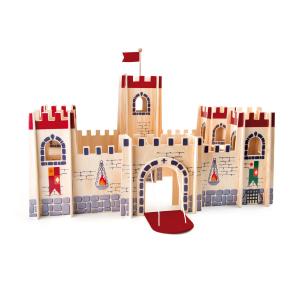 Speelgoedwinkel Daantje houten kasteel klassiek