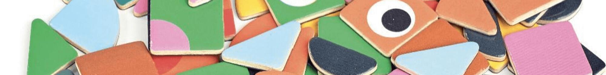 Speelgoedwinkel Daantje houten speelgoed magneetspel