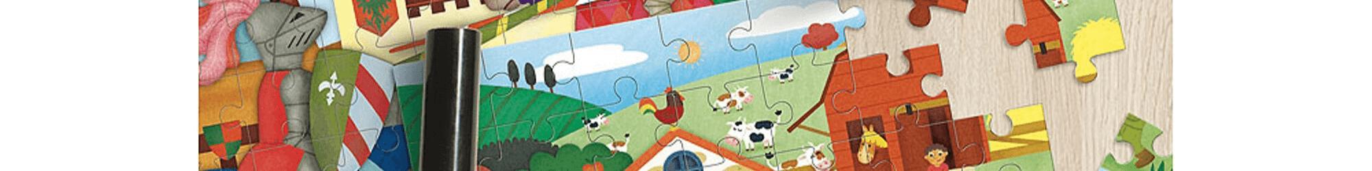 Speelgoedwinkel Daantje houten speelgoed puzzels