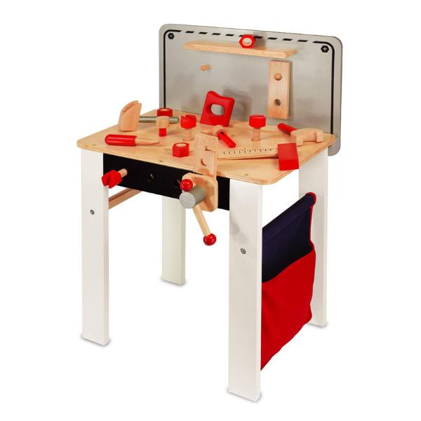 Speelgoedwinkel Daantje houten werkbank Im Toy
