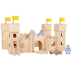 Speelgoedwinkel Daantje kasteel blank hout