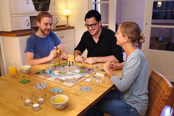 avonturenland familiespel