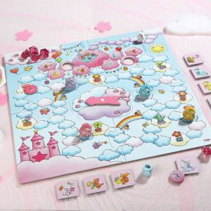 party voor rosalie spelbord