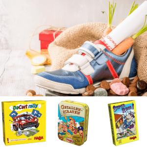 Sinterklaas cadeau voor 5 jarige