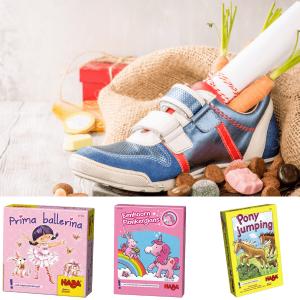 Sinterklaas cadeau voor meisje 4 jaar