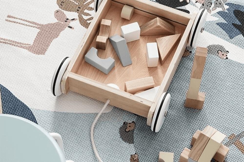Waarom houten speelgoed zo ontzettend verantwoord is Kiind