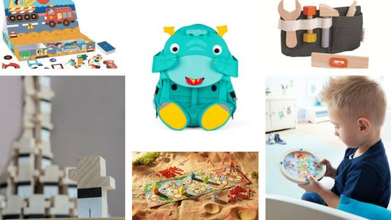 10 cadeautips voor een 3 jarige jongen