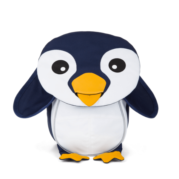 AFZ-FAS-001-017 Pepe Pinguin stevige duurzame rugzak Affenzahn