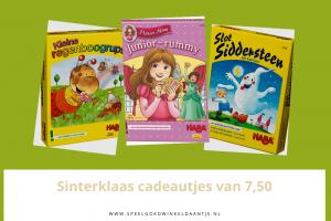 Sinterklaas cadeautje 7 50