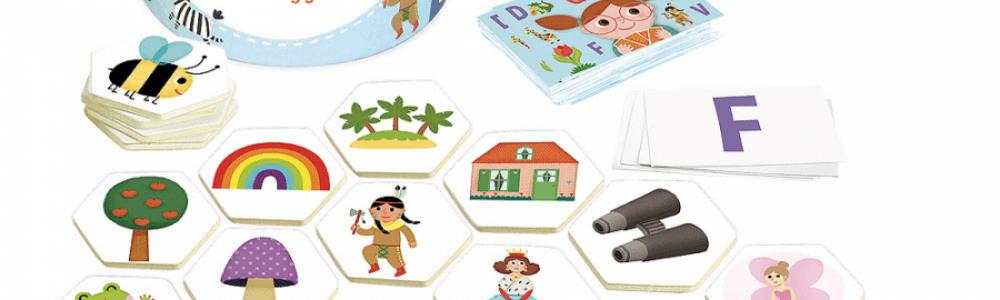 Educatieve spelletjes voor kinderen 5 jaar