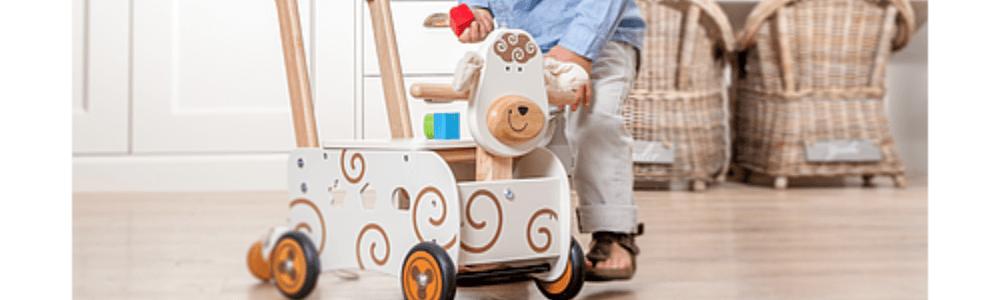Houten speelgoed merken I_m Toy