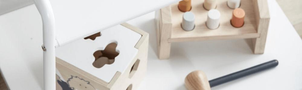 Populaire houten speelgoed merken